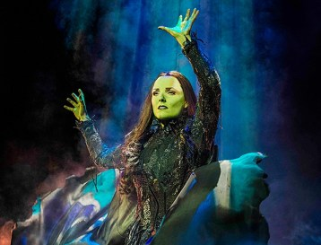 Kerry Ellis on Getting Green Again for London's Wicked, Her Rocker Chick Image and Going Solo