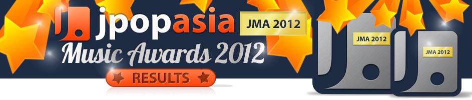 JpopAsia Music Awards 2012