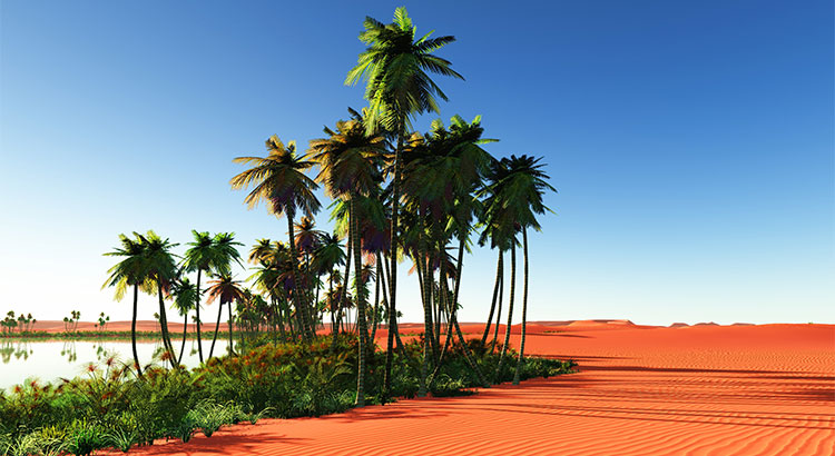 Sellers: Your Home is an Oasis in an Inventory Desert | Keeping Current Matters