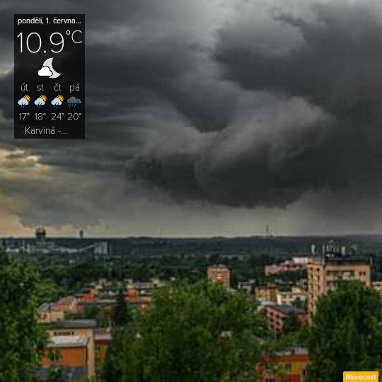 Weather Moments Morecast