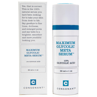Consonant Maximum Glycolic Meta Serum