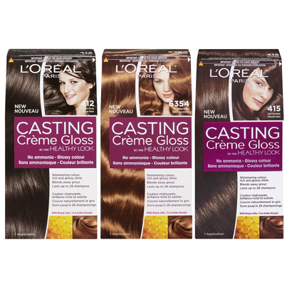 l oreal healthy gloss casting creme gloss hair colour online in canada free ship 29