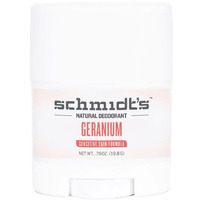 Schmidt's Deodorant Geranium Flower Sensitive Skin Deodorant Travel Size