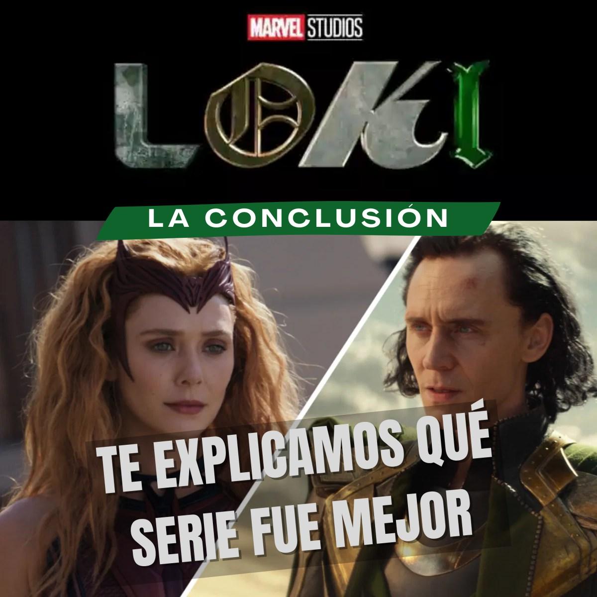Loki – La conclusión: ¿Qué serie fue mejor?