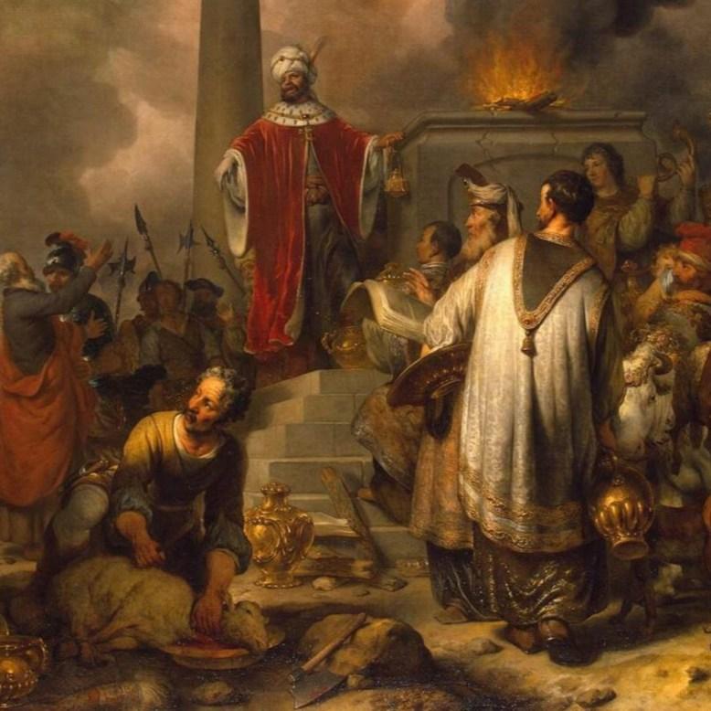 Solomon's Death & the Revolt Against Rehoboam–1 Kgs 11:41–12:19