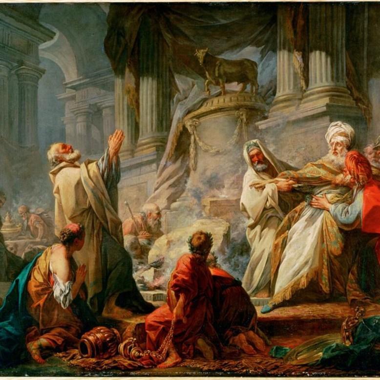 Jeroboam and the Golden Calves—1 Kings 12:20-33
