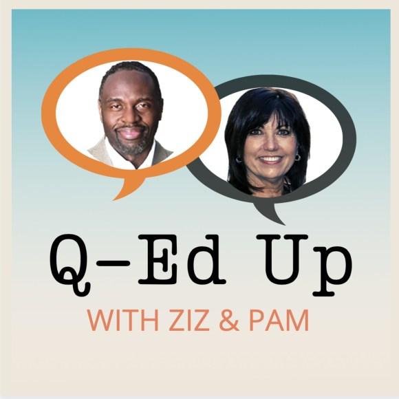 Q-Ed Up With Ziz & Pam