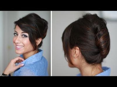 Tips Membuat Cepol Rambut Pramugari Untuk Tampil Anggun Dan Feminin
