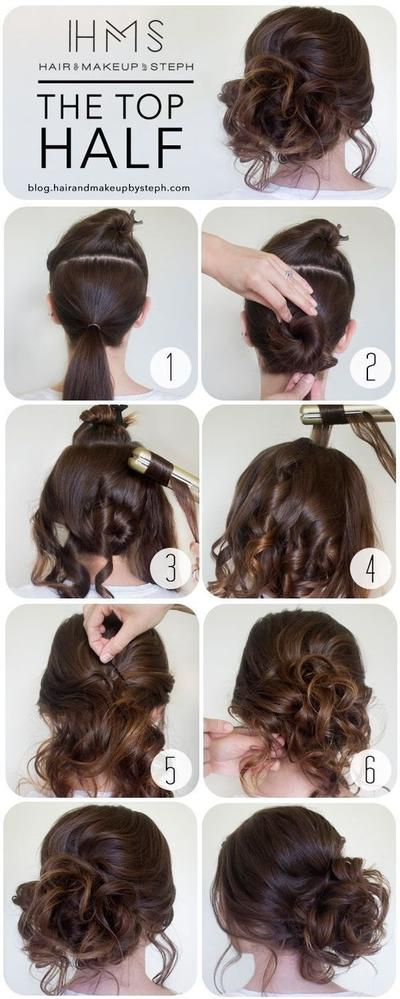 5 Inspirasi Model Rambut Untuk Wisuda Yang Bisa Dibikin Sendiri
