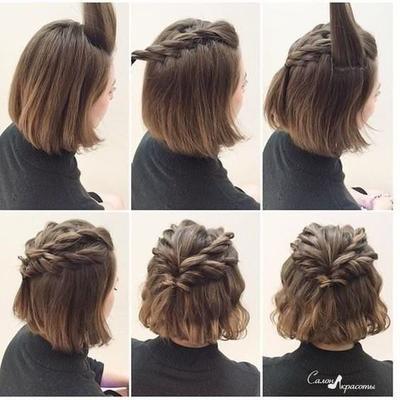 Beda Dari Yang Lain Ini 5 Gaya Menata Rambut Pendek Yang Cantik