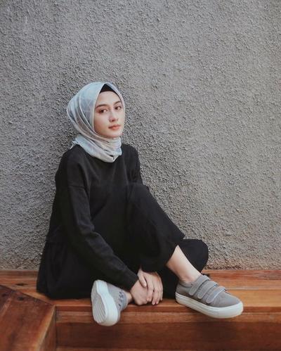 Ini Dia Tips Memakai Hijab Untuk Si Jidat Lebar Wajib Coba Nih