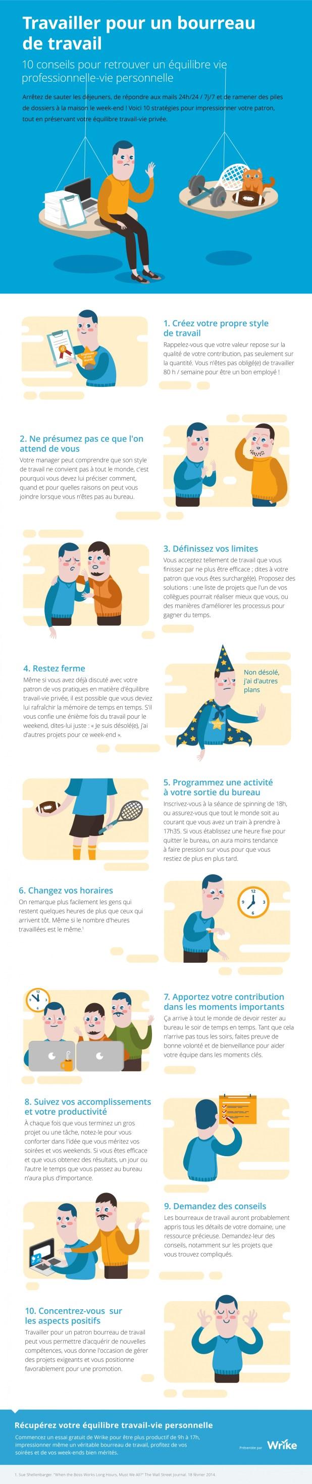 Travailler pour un accro au travail : 10 conseils pour retrouver votre équilibre travail-vie personnelle