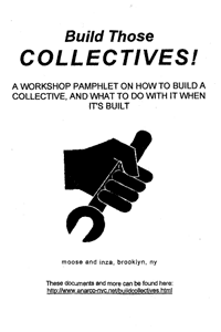 Build those Collectives