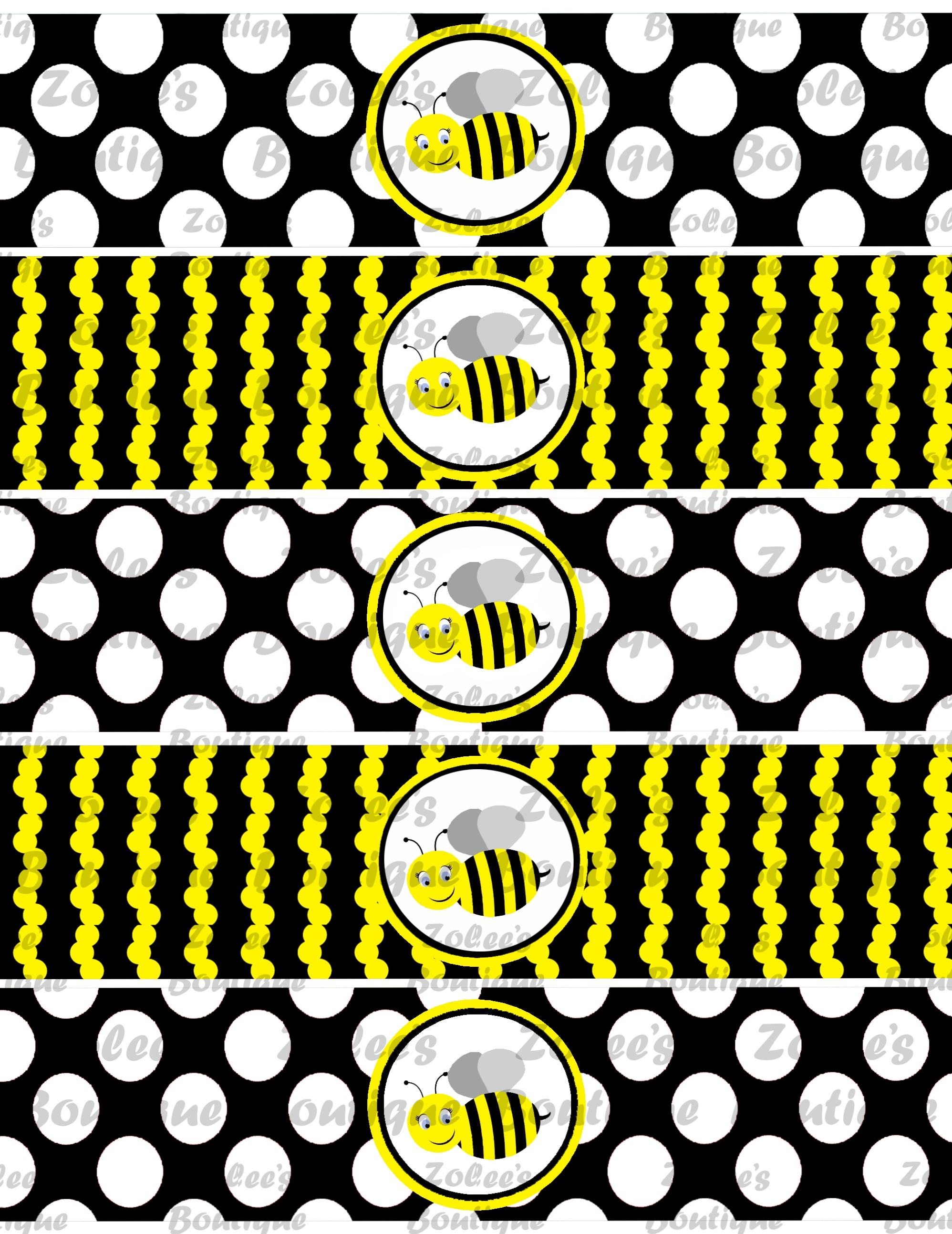 Bumble Bee Theme