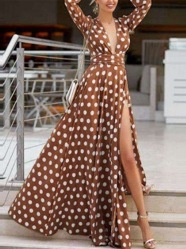 Vestidos Decotados em 2022