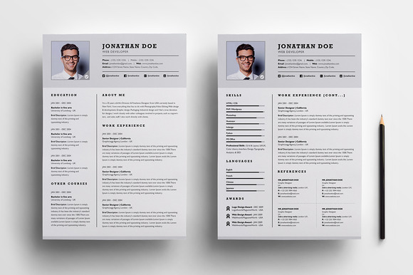 2 Page Resume. Resume Samples Nolds Resumes Llc. Page Resume