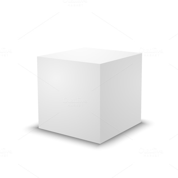 Blank Cube Template  paper cube template 6 free word pdf