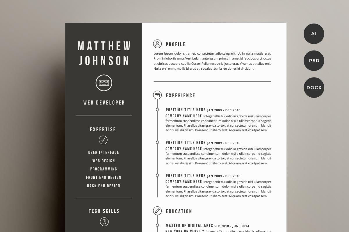 resume design templates free unique resume examples creative