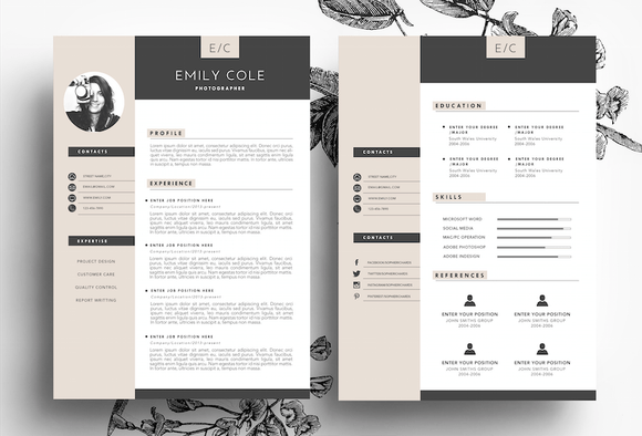resume and business card template resumes