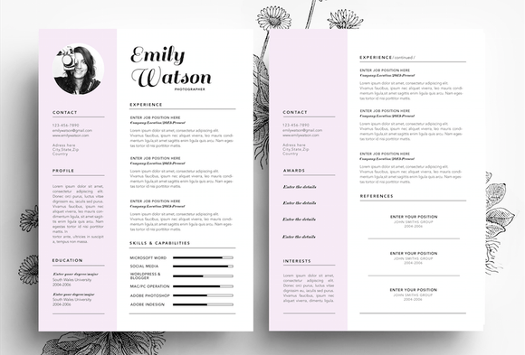 resume business card psd file resumes