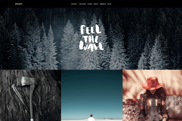 Creative - Tumblr Theme