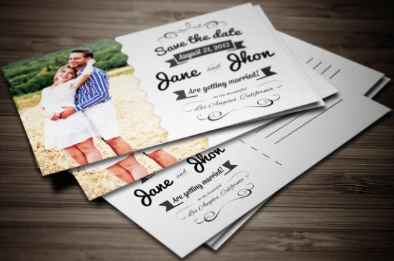 creative and unique wedding invitations