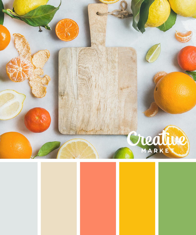 15 Fresh Color Palettes For Spring