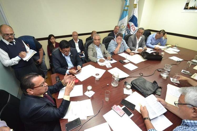 La comisión extraordinaria del Congreso se reunirá de nuevo la próxima semana. (Foto Prensa Libre: Cortesía José Castro/Archivo).