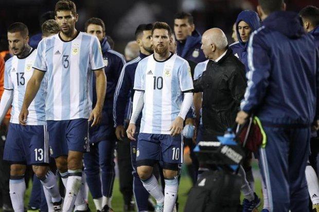 Resultado de imagen de argentina empata venezuela