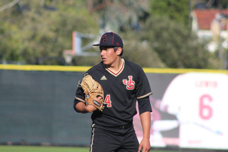 gage jump jserra high school pitcher