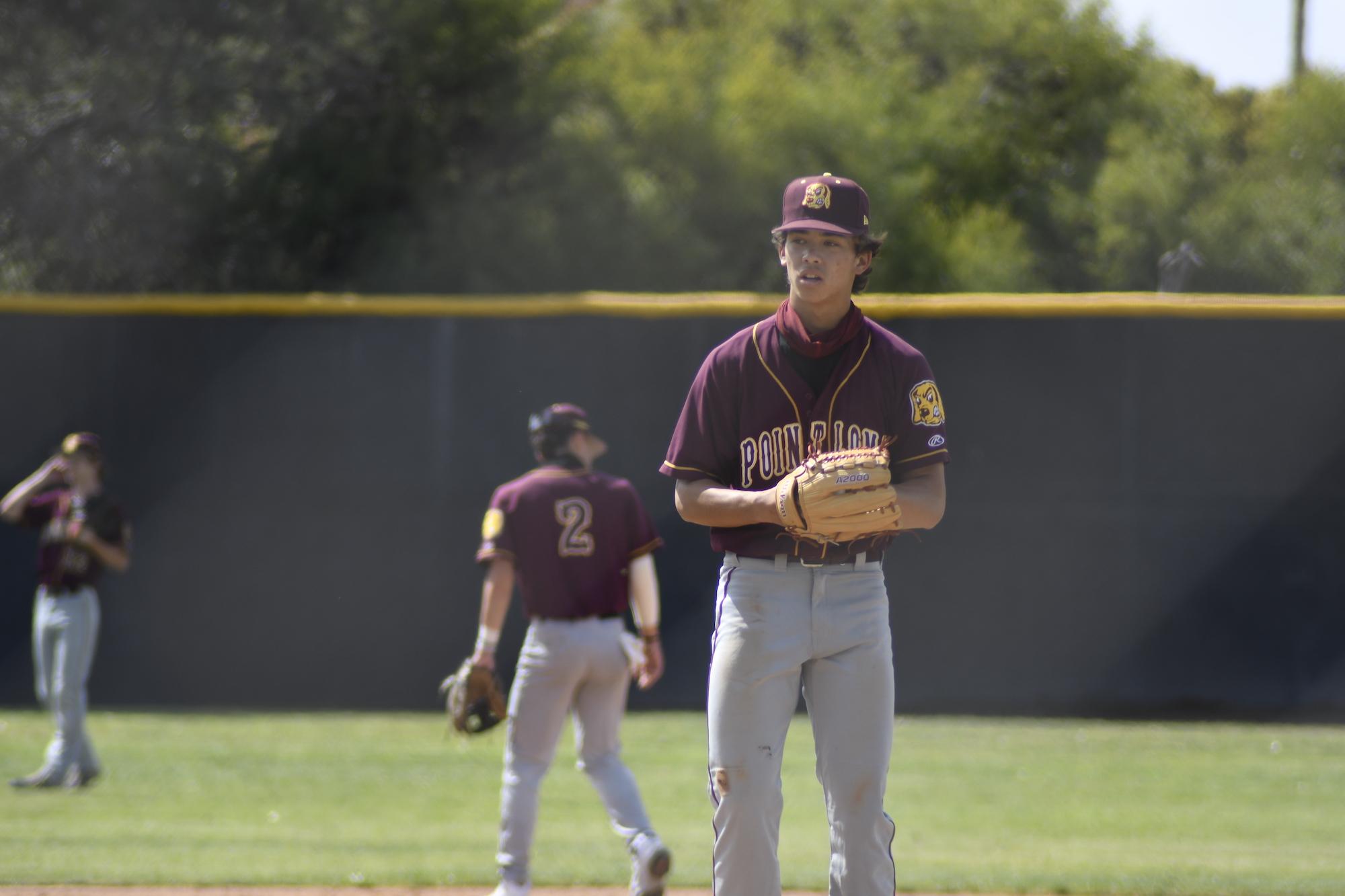 Photos: Point Loma baseball outlasts Torrey Pines 2-0 in 2021 season opener - High School Sports News, Scores, Videos, Rankings - SBLive