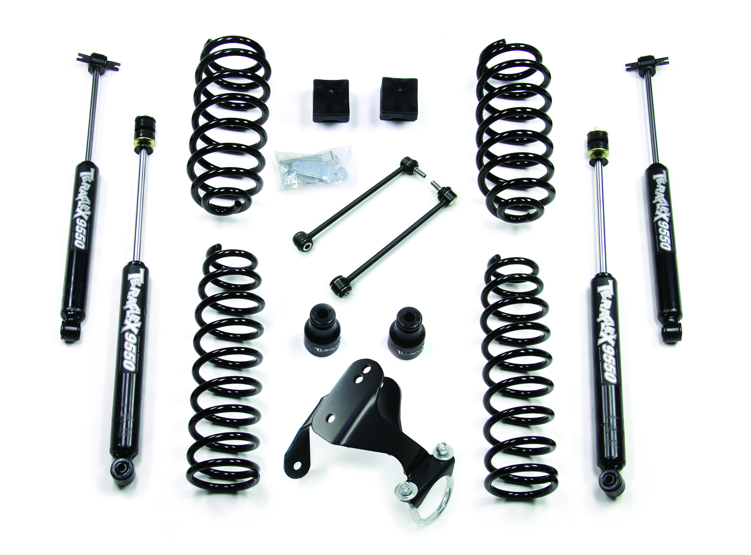 Teraflex Jk 4 Door 2 5 Lift Kit W Shocks