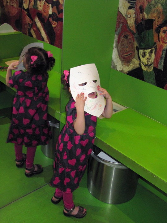 What Can You Do With Kids At The Getty Center The Getty