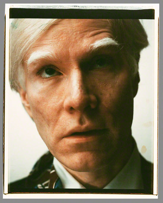 Masterpiece Of The Week Andy Warhol S Polaroid A Self