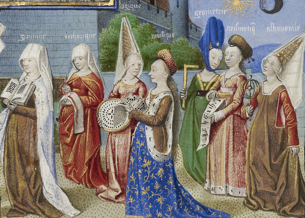 The Me Val Clotheshorse Roger Wieck On The Fashion Revolution Of The Middle Ages