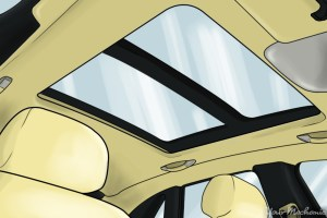 How to Put a Sunroof in Your Car | YourMechanic Advice