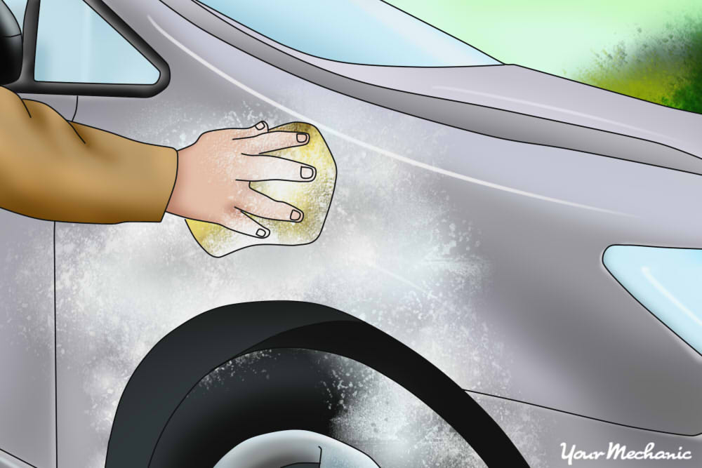 How To Remove Egg Stains From Your Car S Paint Job