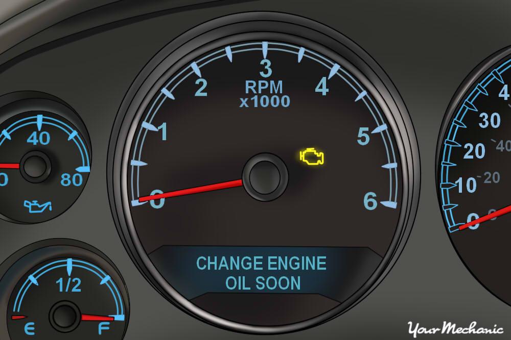 Reset Oil Change Light