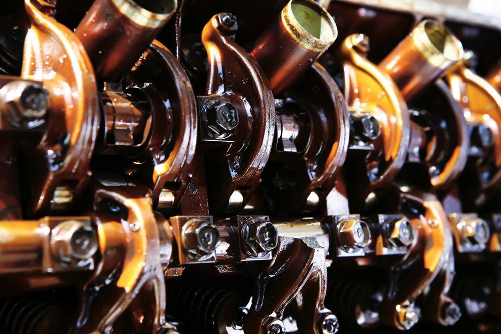 lubricating engines