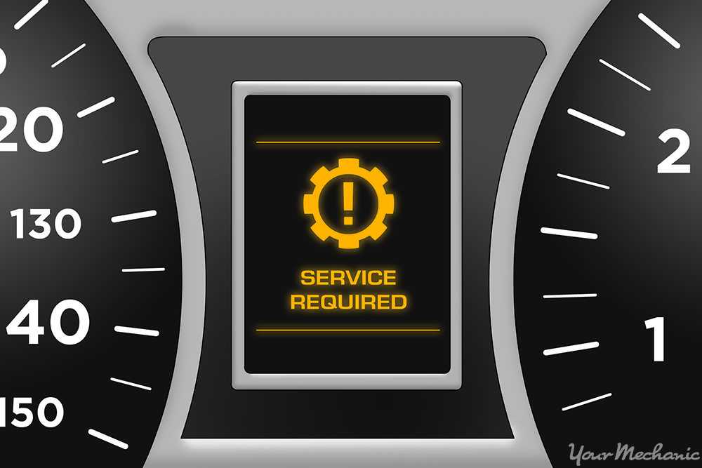 What Does The Service Required Warning Light Mean