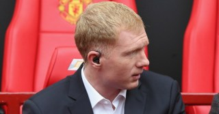 Scholes fumes at one man as pundits compare Man Utd to Under-10s side