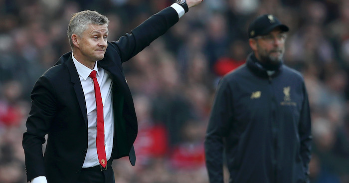 Image result for solskjaer manchester united 0-0 liverpool 2019 getty  SOLSKJAER COMMENTS ON EXACT TIME THIS KEY MANCHESTER UNITED STAR IS EXPECTED BACK FROM INJURY GettyImages 1127062504