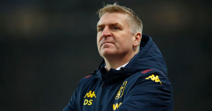 Smith explains how patience proves Aston Villa are improving