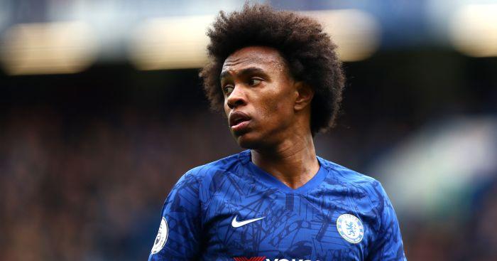 Huge Arsenal blow as Chelsea make breakthrough in Willian talks