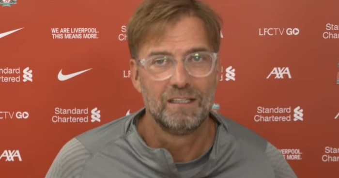 Klopp 'concerned' by travel arrangements, says three parties 'don't care'