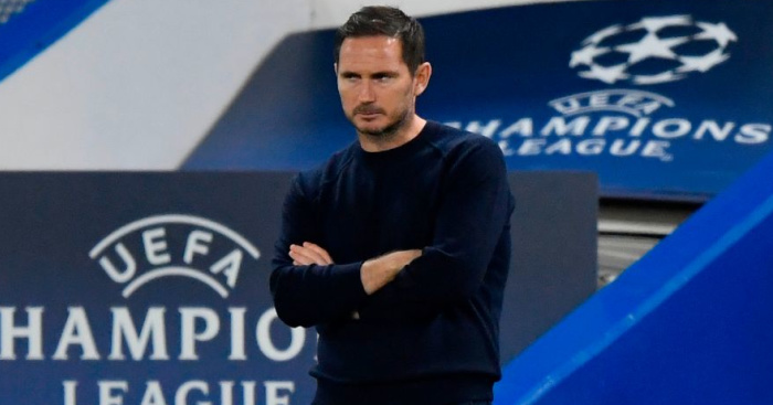 Lampard admits to haunting feeling; notes pleasing aspect of Chelsea draw