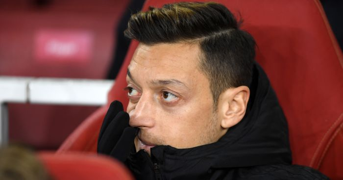 Mesut Ozil Arsenal TEAMtalk