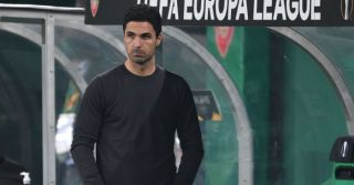 Arteta offers advice to Leno after glaring mistake in Vienna