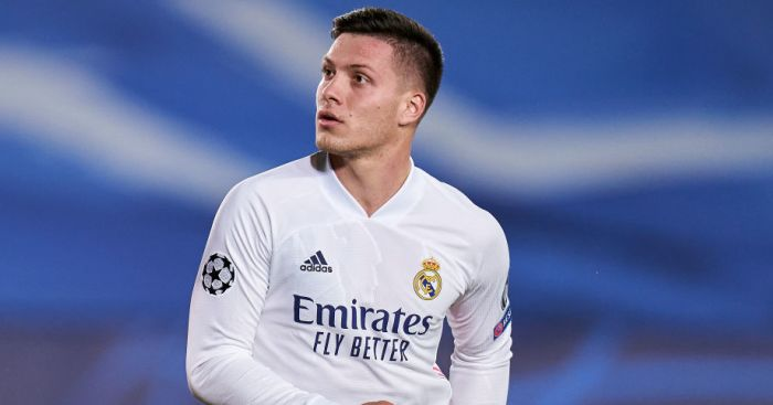 Luka Jovic seals loan return to Eintract Frankfurt