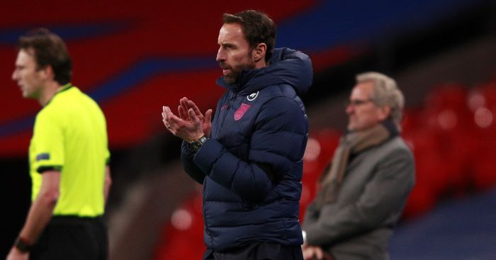 Southgate says England 'shot themselves in the foot' in Nations League